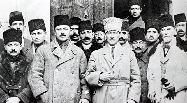 Türkiye Cumhuriyetinin temellerinin atıldığı kongre 101 yaşında