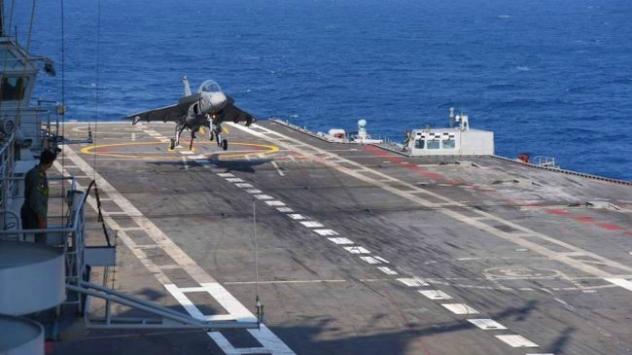 Türkiyenin uçak gemisi için farklı seçenekler mümkün