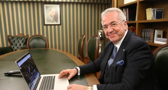 Fenerbahçenin yeni başkan vekili Erol Bilecik oldu