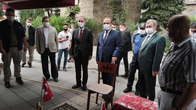 Vali Canbolat: Bursada vaka sayısı artıyor