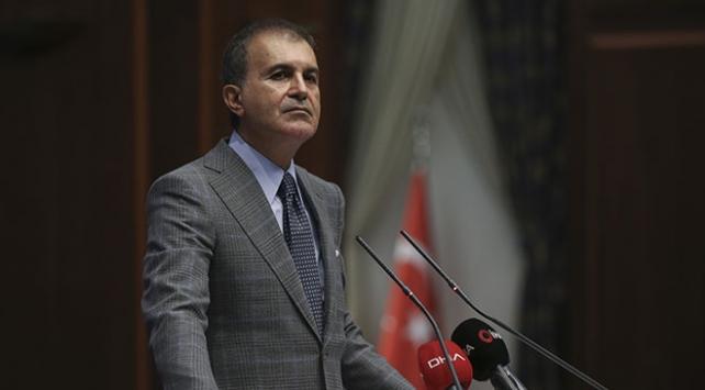 AK Parti Sözcüsü Çelik: AA çalışanlarının hedef gösterilmesi barbarlık