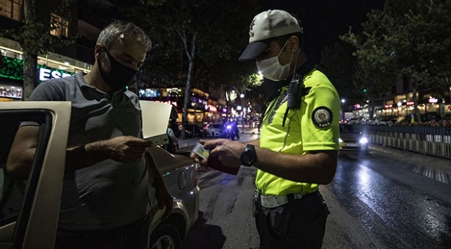 İstanbul genelinde Yeditepe Huzur asayiş uygulaması