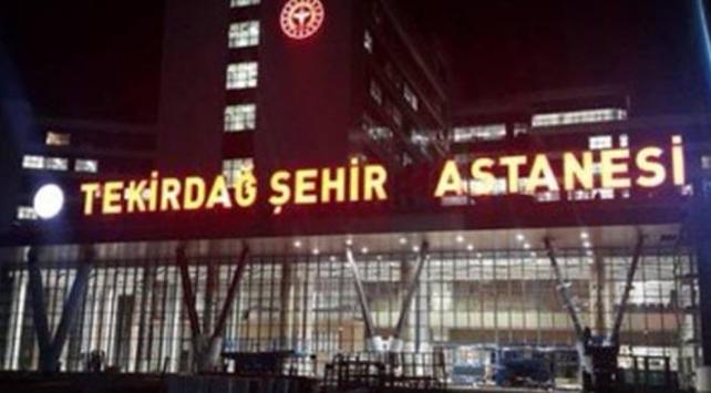 TBMM Başkanı Şentoptan esprili Tekirdağ Şehir Hastanesi paylaşımı