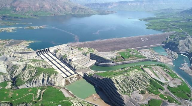 19 Mayısta devreye alınan Ilısu Barajından ekonomiye 600 milyon lira katkı
