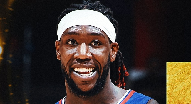 """NBAde """"yılın altıncı adamı"""" Montrezl Harrell"""