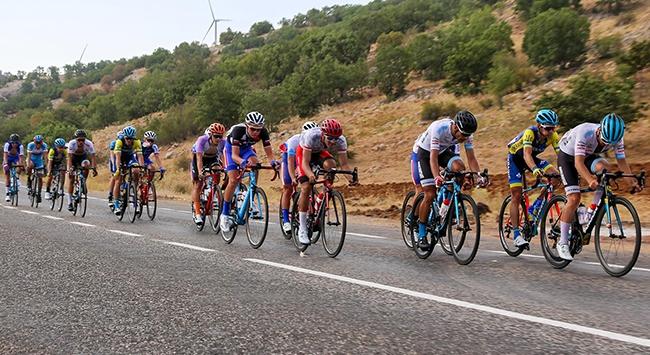 Erciyes Uluslararası Bisiklet Yarışlarının Kapadokya etabı tamamlandı