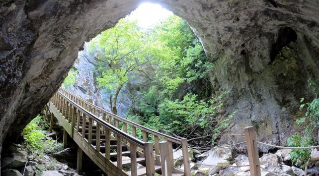 Yarasaların mekanı Dupnisa Mağarası, daha çok ziyaretçi ağırlayacak