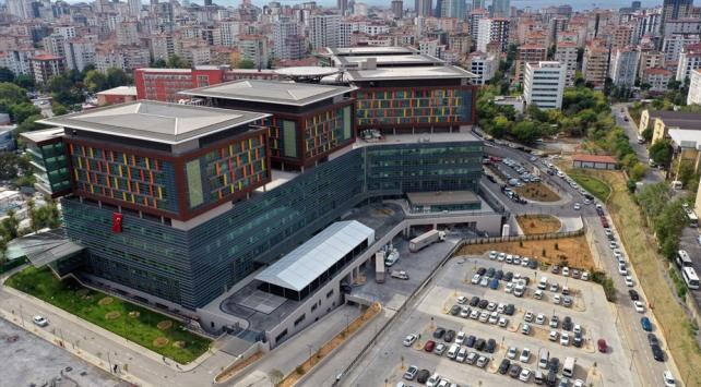 Göztepe Prof. Dr. Süleyman Yalçın Şehir Hastanesi açıldı