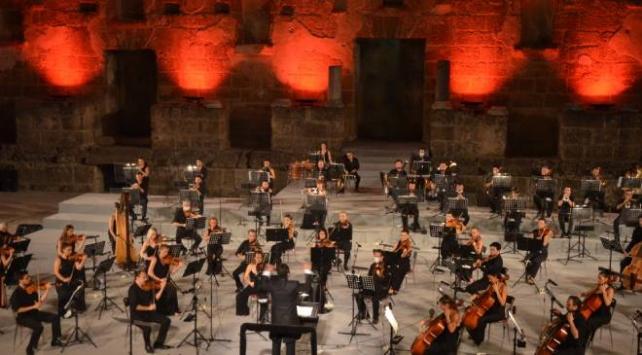 27. Uluslararası Aspendos Opera ve Bale Festivali başladı