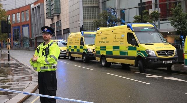 İngilterede bıçaklı saldırı paniği