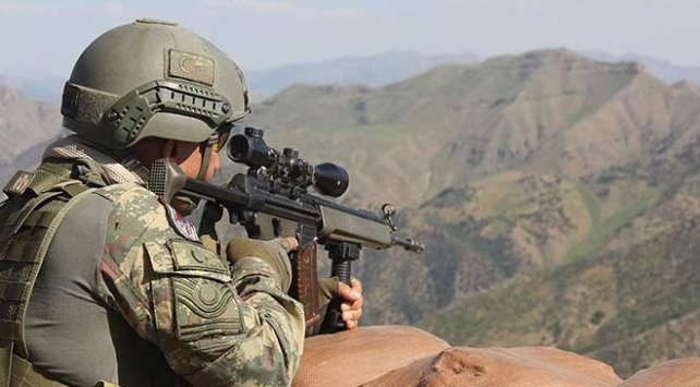 Bitlis Sehide 6 terörist etkisiz hale getirildi