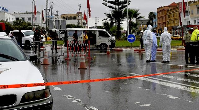 Tunusta emniyet güçlerine bıçaklı saldırı düzenlendi