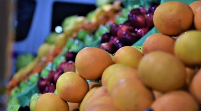 Batı Akdenizin yaş sebze meyve ihracatı arttı