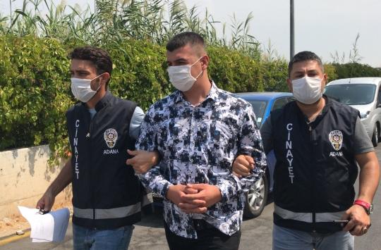 Adanada iş arkadaşını tabancayla kazara vurduğu iddia edilen şüpheli tutuklandı