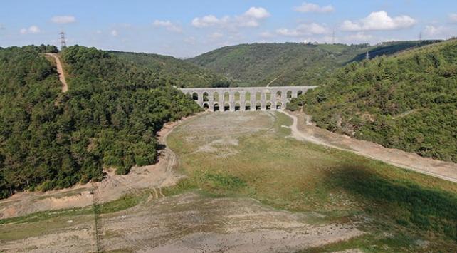 İstanbuldaki barajların doluluk oranı son 5 yılın en düşük seviyesinde