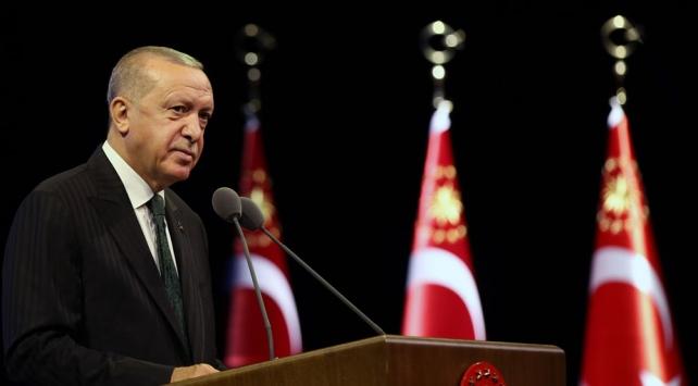 Cumhurbaşkanı Erdoğan: Düğünlerden vazgeçin, nikahla bu dönemi atlatalım