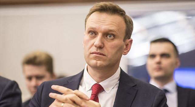 Rus muhalif Aleksey Navalnıy komadan çıktı