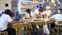 TÜGVA'nın icathane atölyelerindeki gençler TEKNOFEST'e hazır