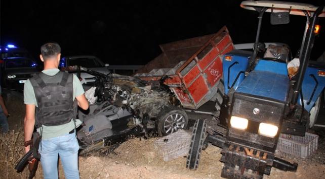 Mardinde zincirleme kaza: 6 ölü, 2 yaralı