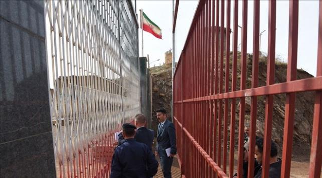 Irakın kara sınır kapılarından ticari geçişler yeniden başlayacak
