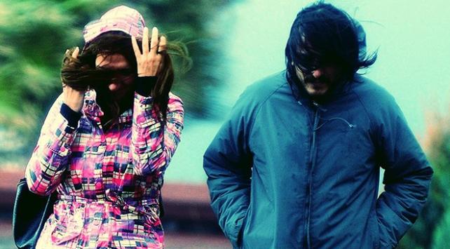 Meteorolojiden Marmara ve Ege için kuvvetli rüzgar uyarısı