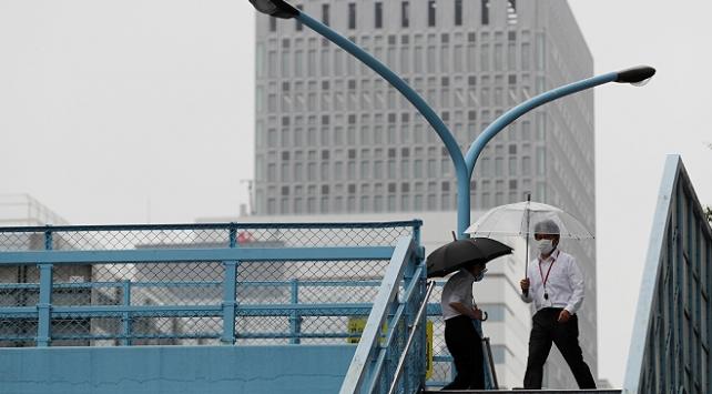 Japonya ekonomisi 2nci çeyrekte yıllık yüzde 28,1 daraldı