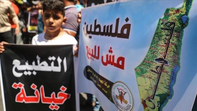 BAEli Birlik: Halkların karşı oluşu İsrail ile normalleşmeyi değersiz kılıyor