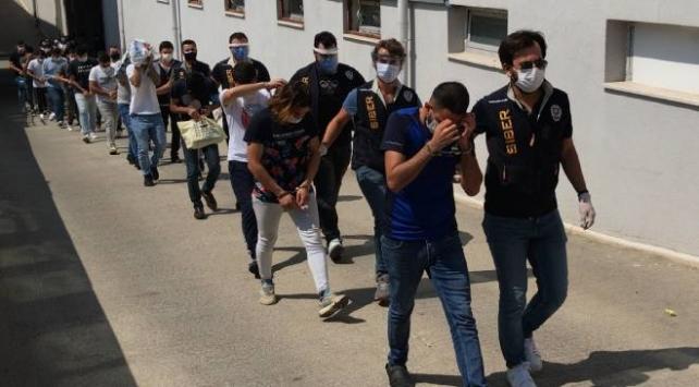 6 ilde yasa dışı bahis operasyonu: 17 şüpheli tutuklandı