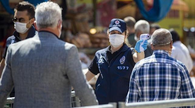 Maske tüm alanlarda zorunlu oldu