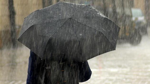 Meteorolojiden 5 ile sarı uyarı: Sel ve heyelana dikkat