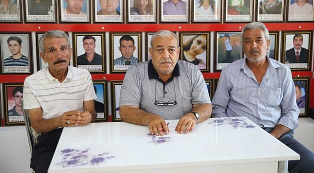 Reyhanlı kurbanlarının yakınları: Devletimiz 10 yıl da geçse yakalar