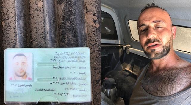 Reyhanlı failinin üzerinden Suriye rejimine ait silah ruhsatı çıktı