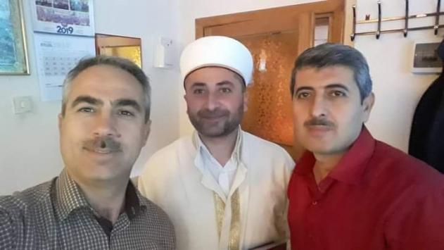 Öğrencisini kurtarmak için boğulan cami imamı sevenlerini üzdü