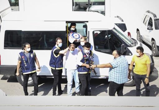 Banka nakil aracından 4,5 milyon lira çalan güvenlik görevlisi yakalandı