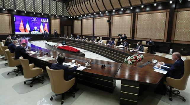 Türkiye-İran İşbirliği Konseyi sonrası ortak bildiri