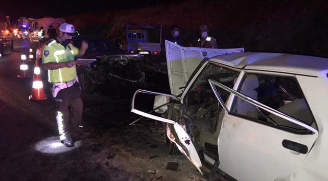Gaziantepte zincirleme trafik kazası: 6 ölü, 7 yaralı