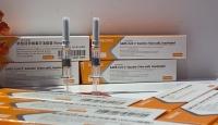 Çin'in acil kullanım onayı alan aşısını TRT Haber görüntüledi