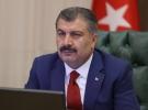 Sağlık Bakanı Koca, 11 ilin sağlık müdürü ile görüştü