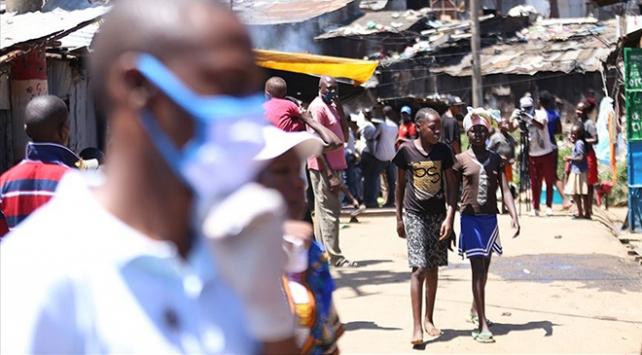 Güney Afrika Cumhuriyetinde koronavirüs vaka sayısı 640 bini geçti