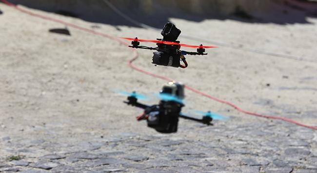Türkiye Drone Şampiyonası Gaziantepte yapılacak