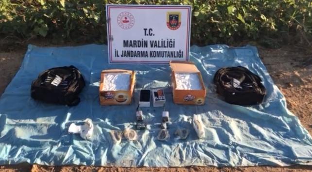 Bombalı saldırı hazırlığındaki 2 terörist yakalandı