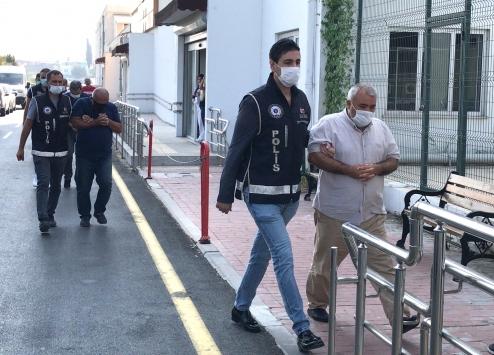 Adanada nitelikli zimmet operasyonunda 5 şüpheli tutuklandı