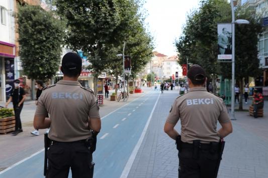 Boluda maske takmayan 2 bin 56 kişiye para cezası kesildi