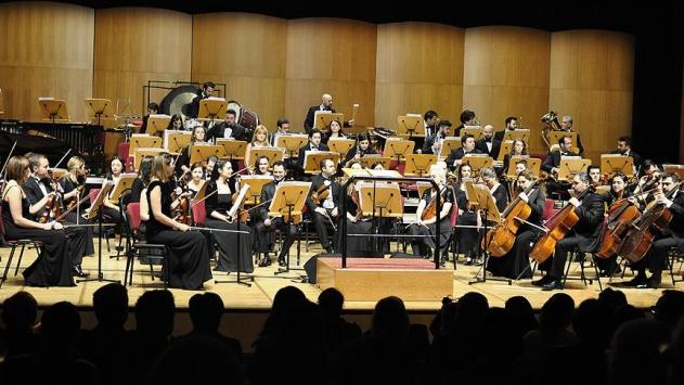 Cemal Reşit Rey Senfoni Orkestrası 13 Eylülde konser verecek