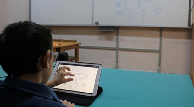 Samsunda kırsaldaki öğrenciler için tablet kampanyası