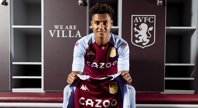 Aston Villadan rekor transfer