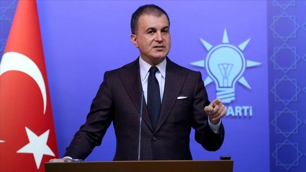 AK Partiden Doğu Akdeniz mesajı: İzmirdeki kararlılığı iyi görsünler