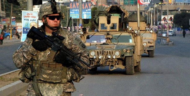 ABD Iraktaki asker sayısını bu ay 3 bine indirecek