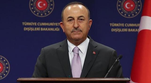 Bakan Çavuşoğlu: Irkçılık ve yabancı düşmanlığını ancak birlikte ve kararlılıkla yenebiliriz
