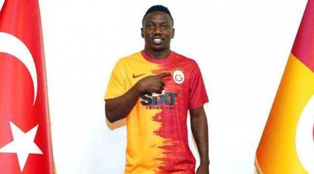 Galatasaray Eteboyu sezon sonuna kadar kiraladı